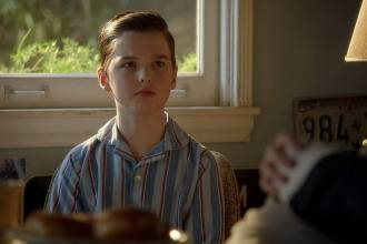 Critica 3x18 Young Sheldon