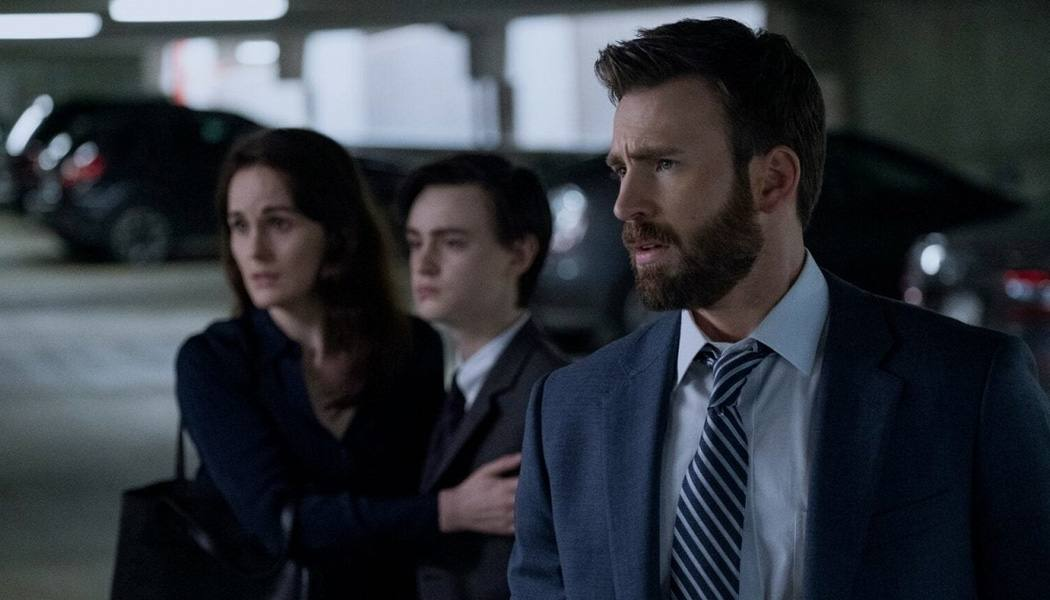 Critica Defending Jacob 1x08