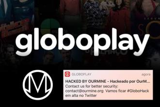 globoplay ataque hacker