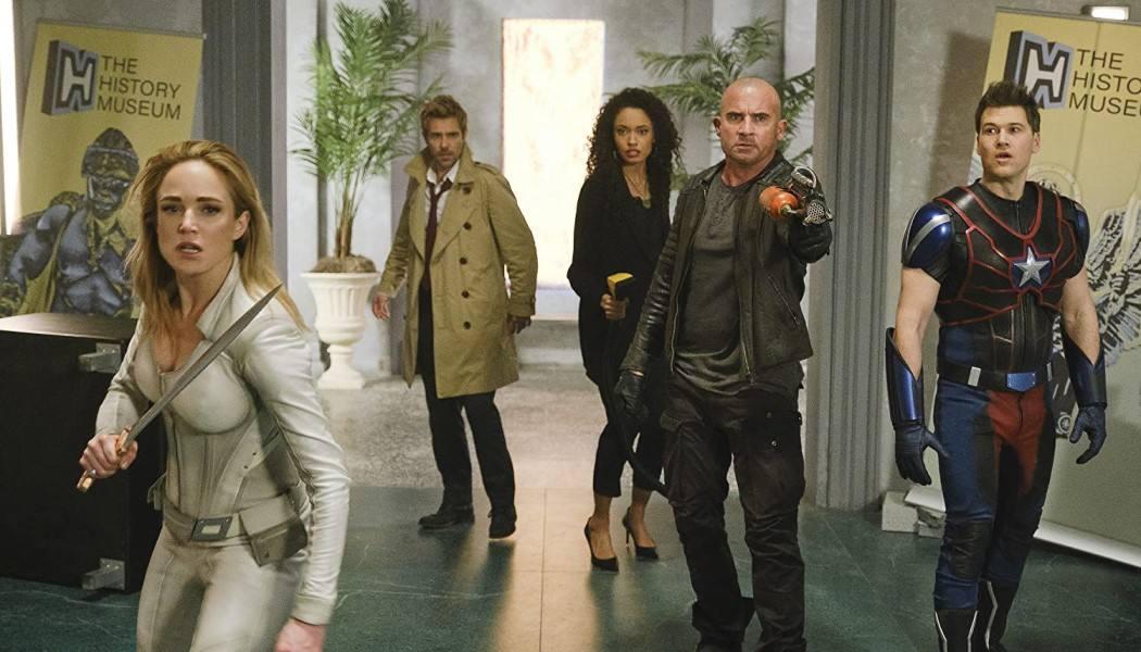 Crítica: 5ª temporada de Legends of Tomorrow foi a melhor até aqui ...