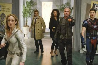 Critica Legends of Tomorrow 5 temporada