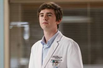 The Good Doctor Freddie Highmore