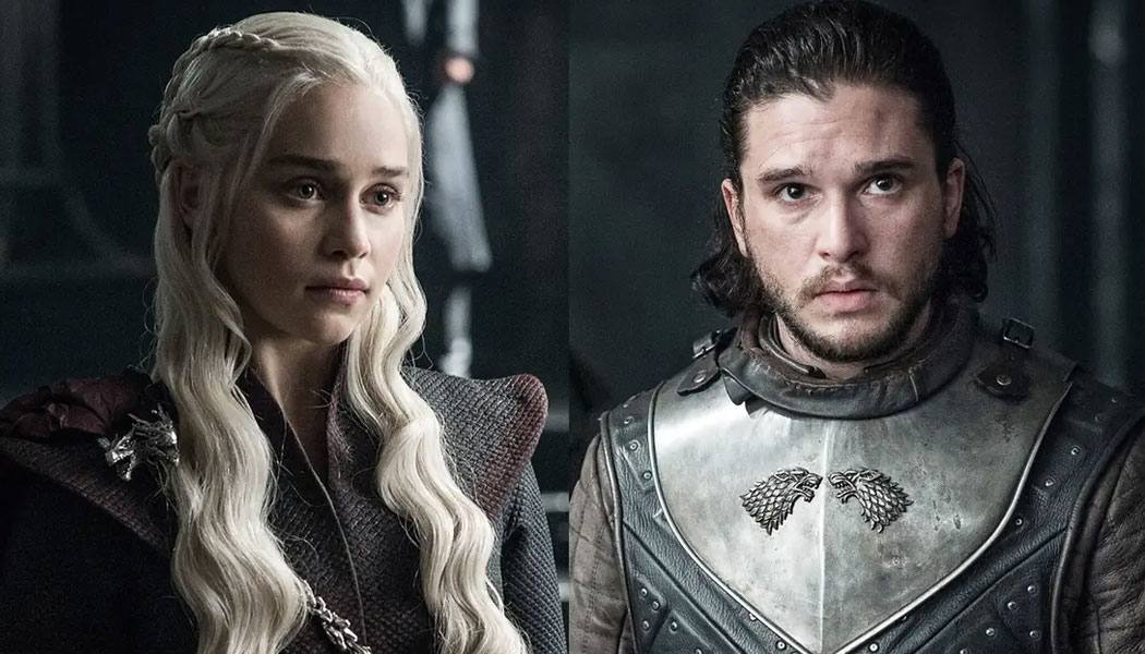 Game of Thrones filha de Jon e Daenerys