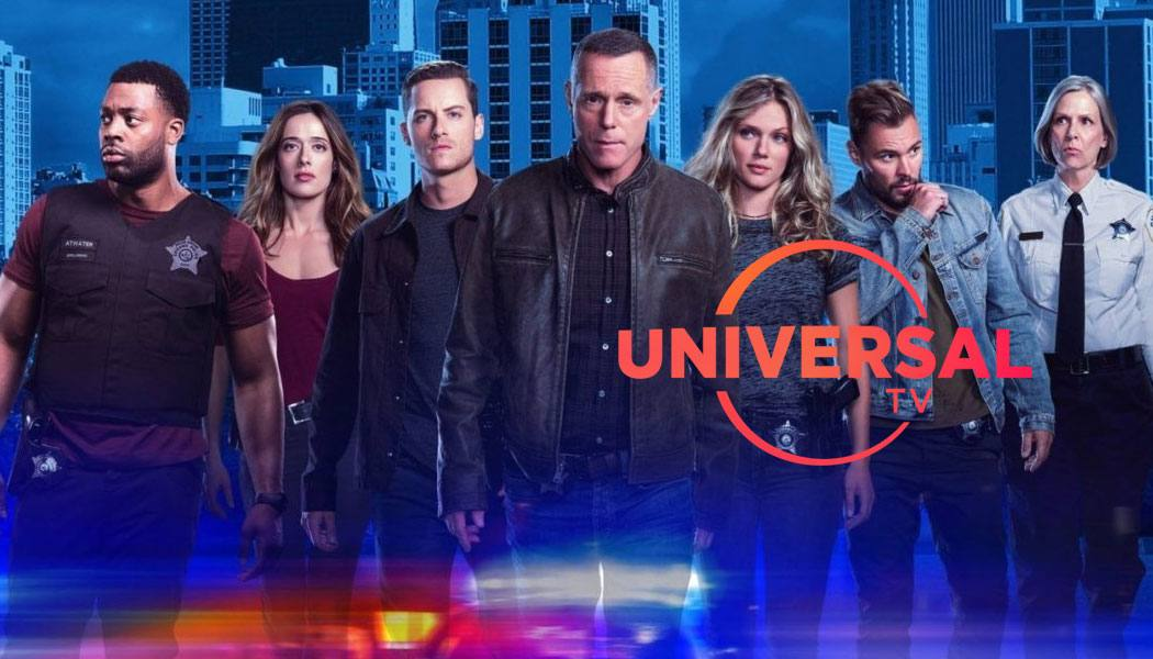 Universal TV Globoplay