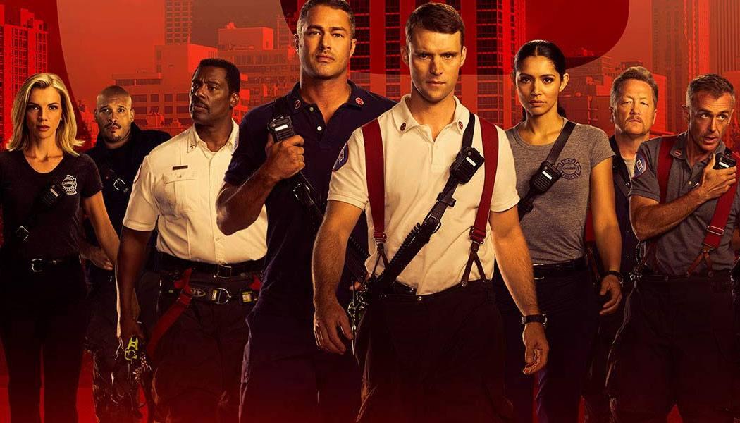 Chicago Fire novidade 9 temporada
