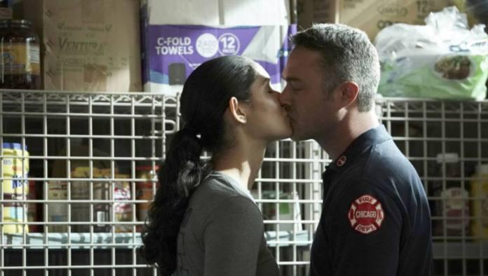 Chicago Fire saída personagens 10 temporada