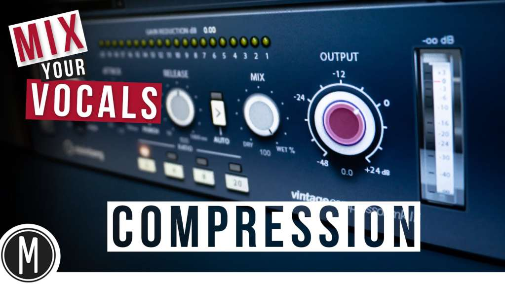 cubase vocal mixing template
