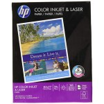HP Color inkjet and laser paper