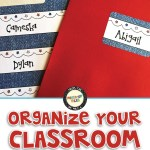 Organize your classroom with editable labels