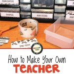 How to Make Your Own Teacher Toolbox