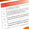 Learning targets ELA sixth grade