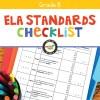 ELA Standards Checklist for Grade 8