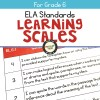 ELA Learning Scales for Grade 6