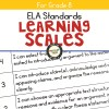 ELA Learning Scales for Grade 8