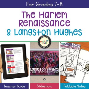The Harlem Renaissance and Langston Hughes