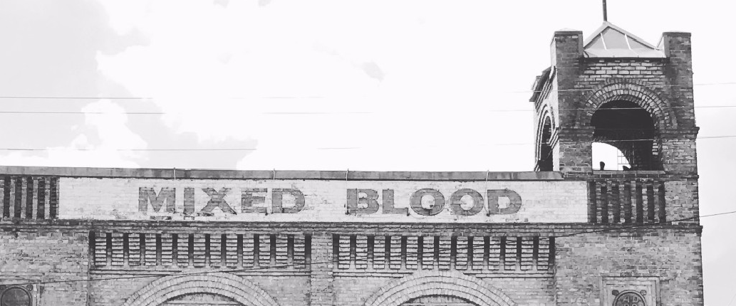 Exterior of Mixed Blood