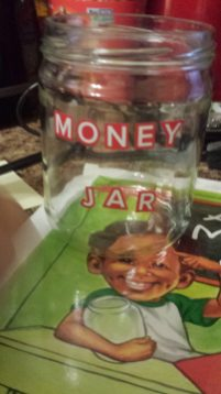 Ayo's Money Jar written by Charlene Hill Fadirepo and Illustrated by Aniekan Udofia _ Money Jar Activity 1