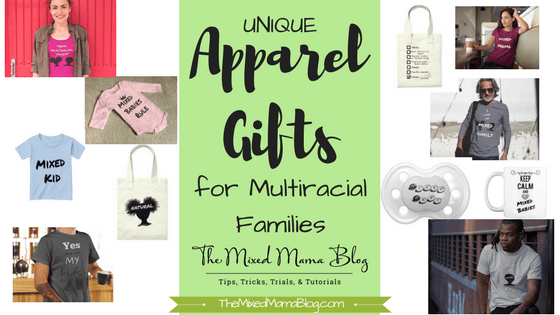 Unique Apparel Gifts for Multiracial Families