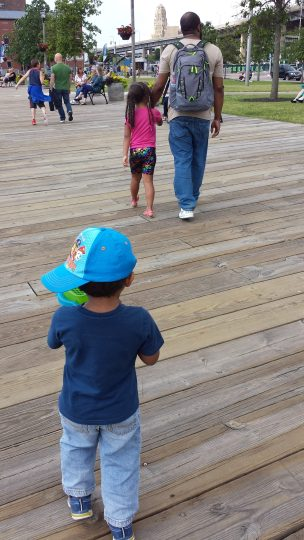 Canalside in the Summer - Family Fridays by The Mixed Mama Blog