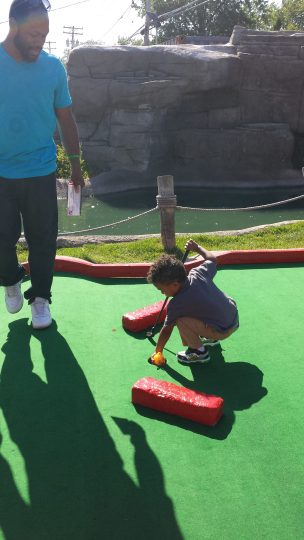 Mini Golf at Adventure Landing - Family Fridays