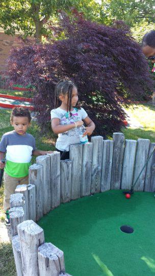 Mini Golf at Adventure Landing - Family Fridays