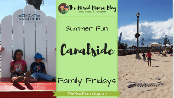Canalside in the Summer_FamilyFridays