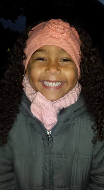 Winter Time Essentials for Curly / Multiracial / Biracial Hair Care by Mixed Family Life _ Ear Warmer