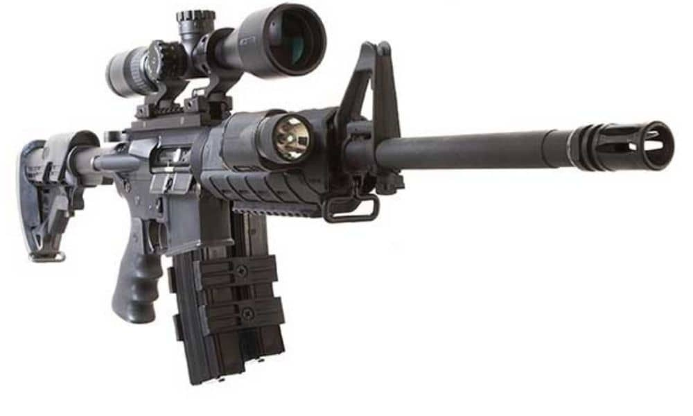 How-to-Store-an-AR-15-for-Home-Defense