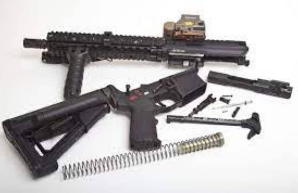 How to Clean an AR-15 Rifle
