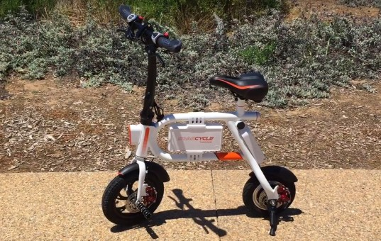 The SWAGTRON SwagCycle E-Bike Review