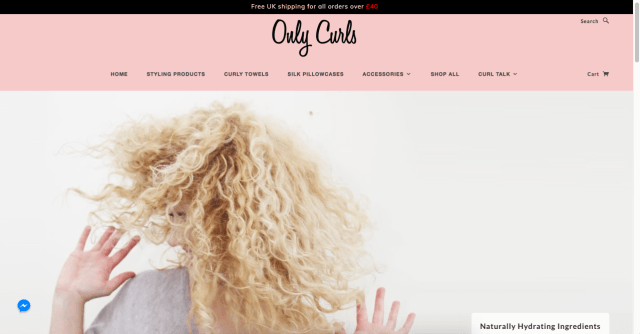curly biracial hair products