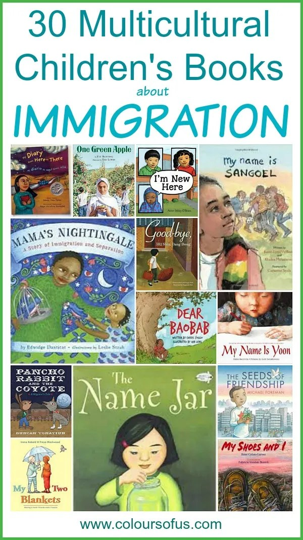 Diverse Children's Books