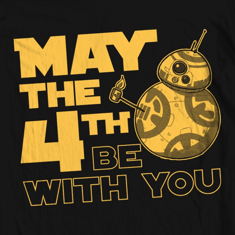 May The 4th BB8