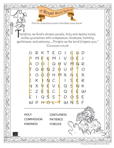 Word Search Generator :: Create your own printable word find wor