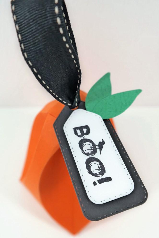 Pumpkin Trick or Treat Boxes