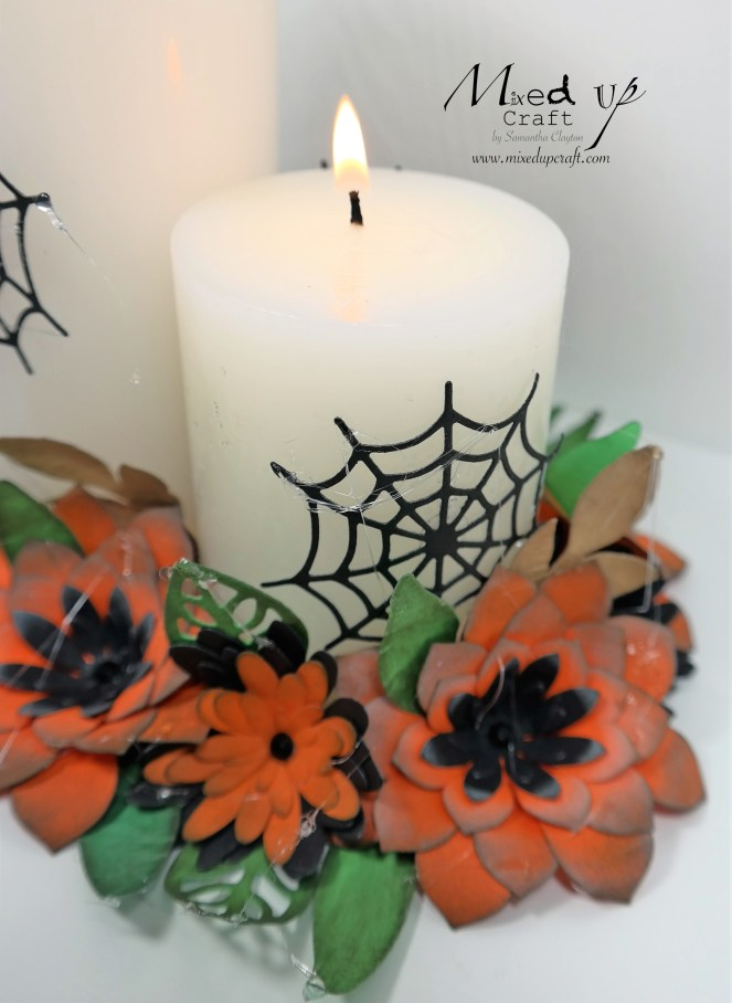 Halloween Table Centre Piece