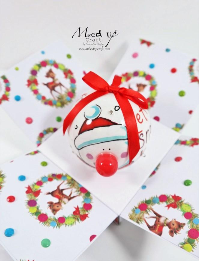 Explosion Gift Box