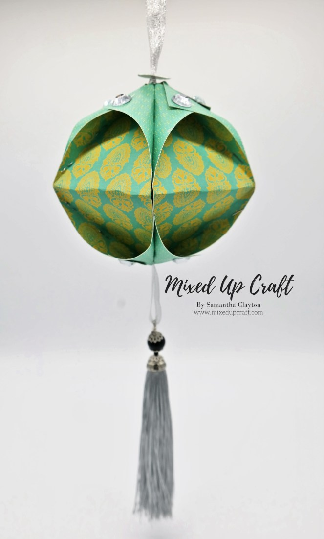How to make an Easy Chinese Lantern