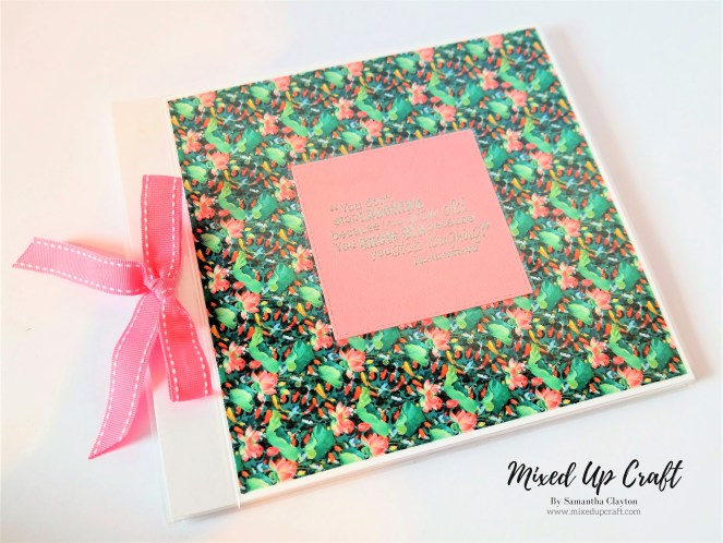 DIY Scrapbook/Photo Album