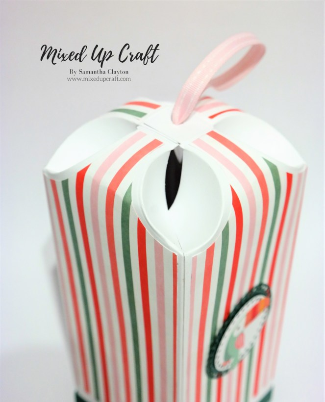 Tall Curved Top Gift Box