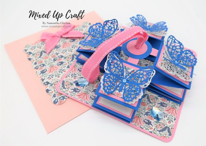 Easy Pull Up Card with Envelope