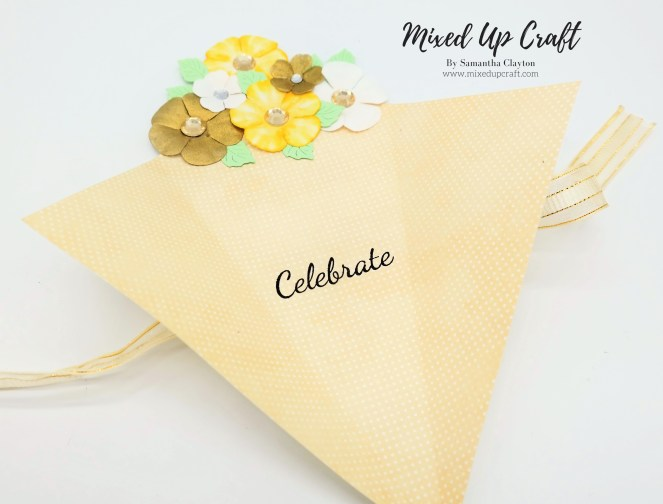 Easy Bouquet Card