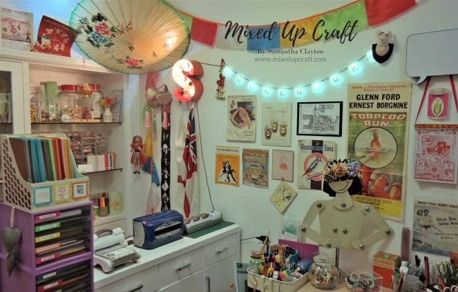My Craft Room | Mixed Up Craft