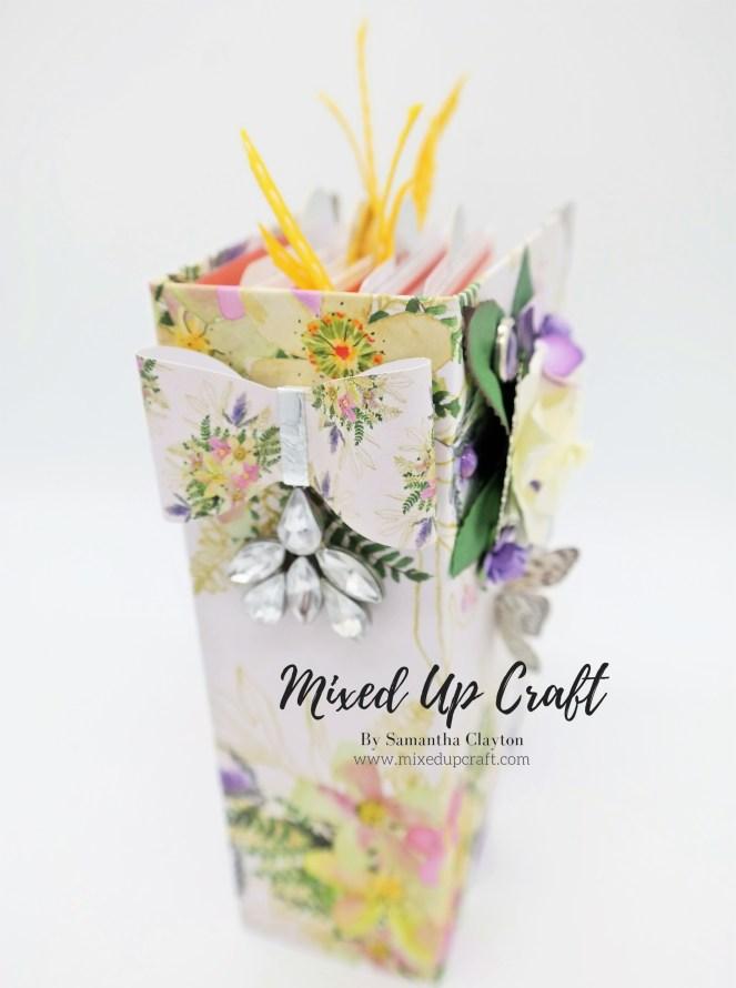 Stunning Mini Album Tutorial.