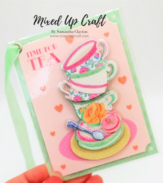 Laminated Gift Tags & Toppers