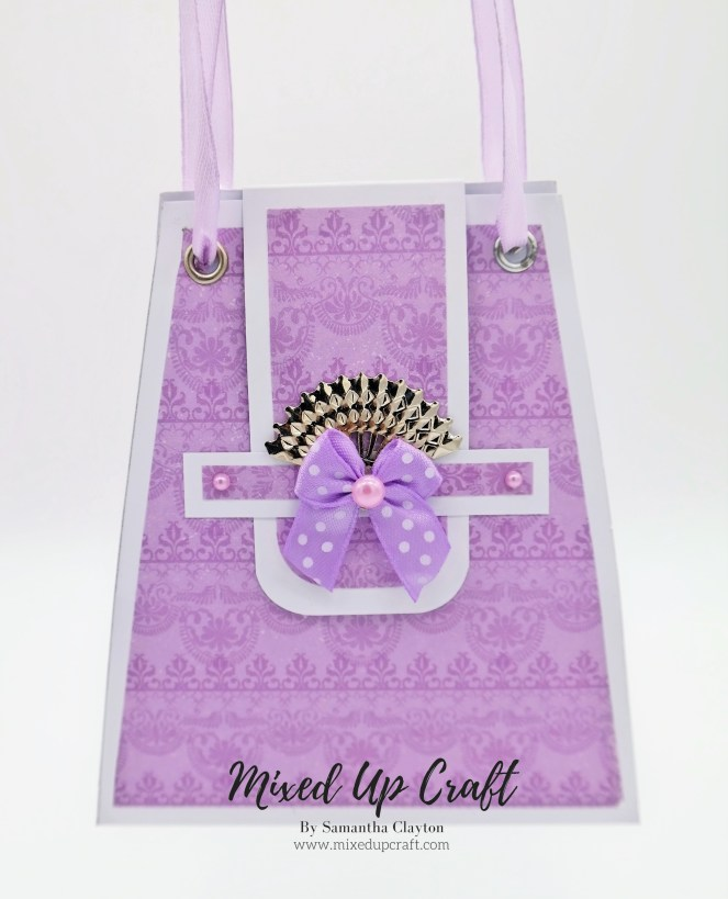Pretty Handbag Treat Bag