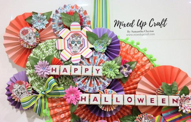 Large Halloween Wall Decoration