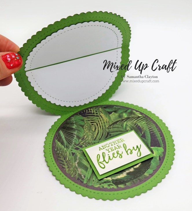Circle Easel Cards