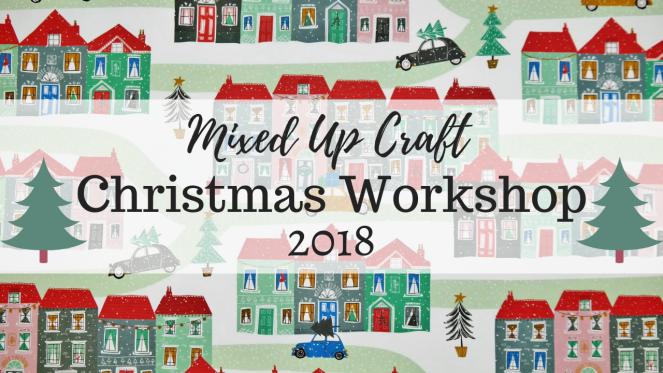 Christmas Workshop 2018Starts Tomorrow 6AM GMT1 (2)