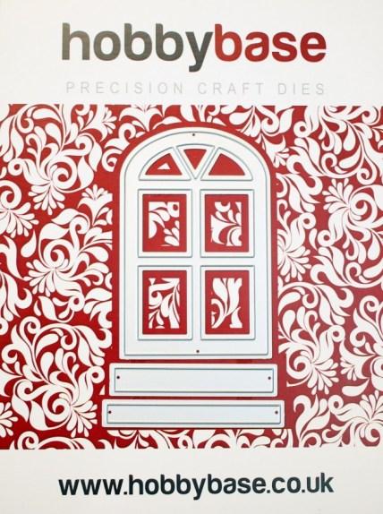 Hobbybase Vintage Window Die